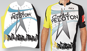 Capital Peloton Cycling Jerseys