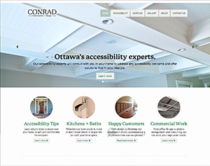 Conrad Construction + Design