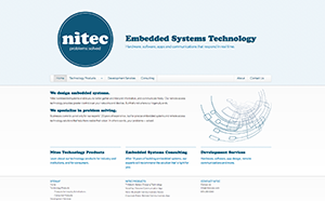 Nitec Software Inc. Website